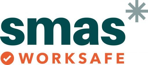 SMAS Worksafe full colour logo